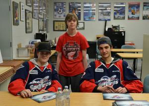 Tyler, Nic & Mario